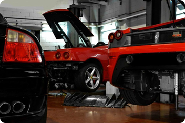 Ferrari F430 Scuderia APT Performance