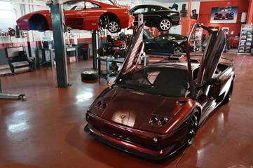 Lamborghini Diablo APT Performance