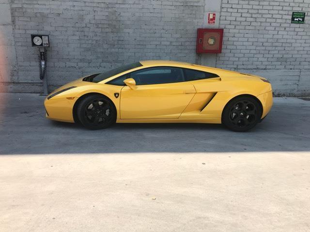 Lamborghini Gallardo 500