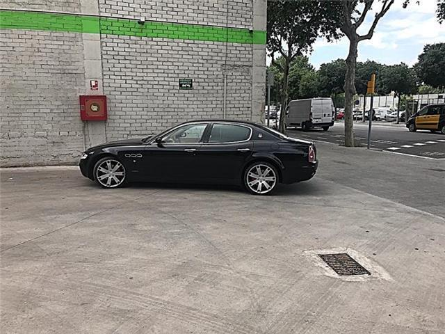 Maserati Quattroporte 4.2 Sport GT Aut