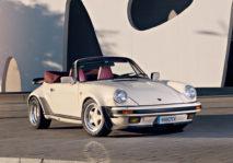 Porsche 911 Cabrio Turbo Look