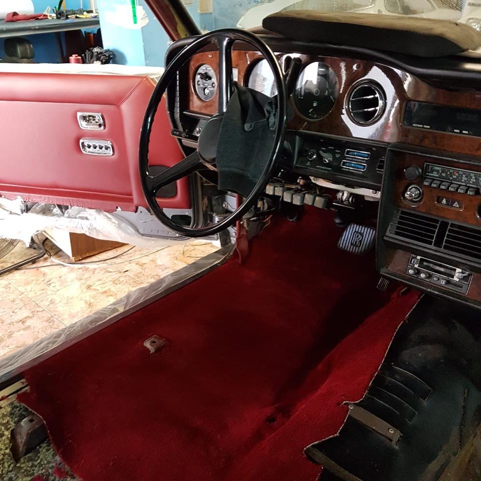 Rolls Royce Silver Spirit