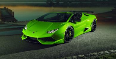 Lamborghini Huracan Spyder Novitec