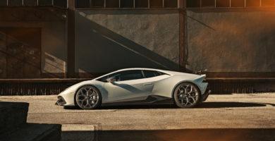 NOVITEC redefine el nuevo Lamborghini Huracan EVO